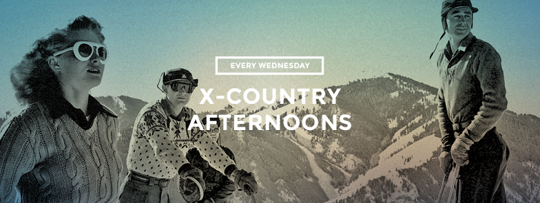 Free cross-country ski test at Ski Service Les Ruinettes - every Wednesday - vERBIER