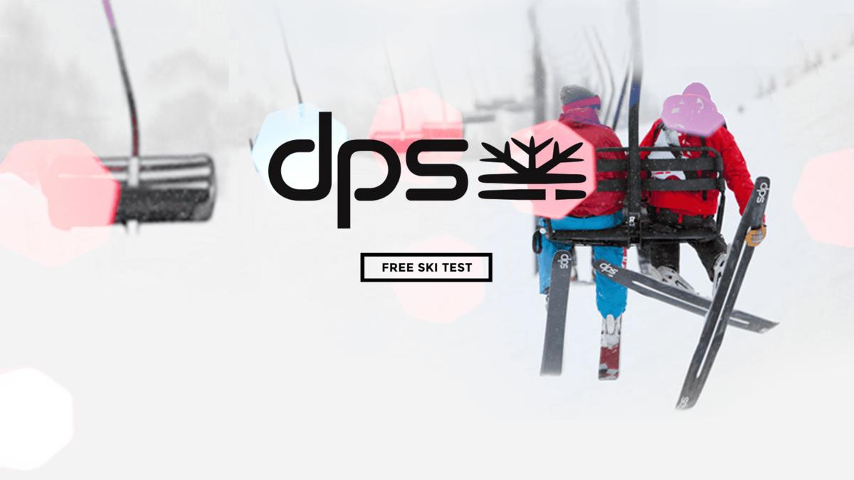Free DPS ski test at Ski Service Les Ruinettes - Verbier