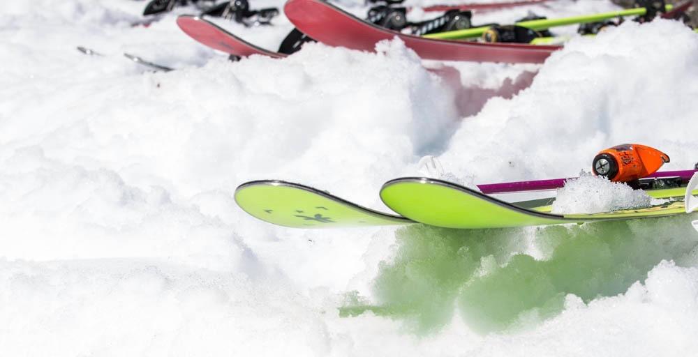 Free ski tests Verbier - Ski Service Les Ruinettes - Gitgo