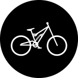 Verbier Downhill Bike Logo