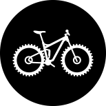Verbier Full Suspension Bike Logo