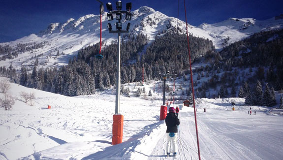 Beginner Verbier lift passes