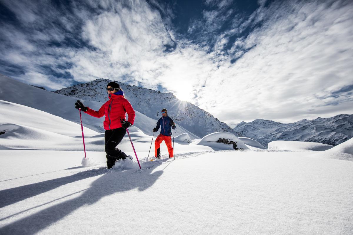 Pedestrian Verbier 4 Vallées ski passes