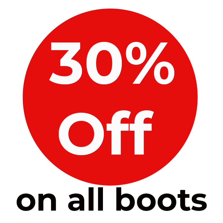 Spring sales on boots and skis