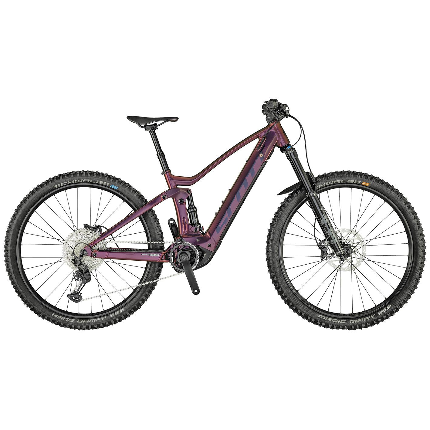 Scott contessa eGenius - Verbier bike shop