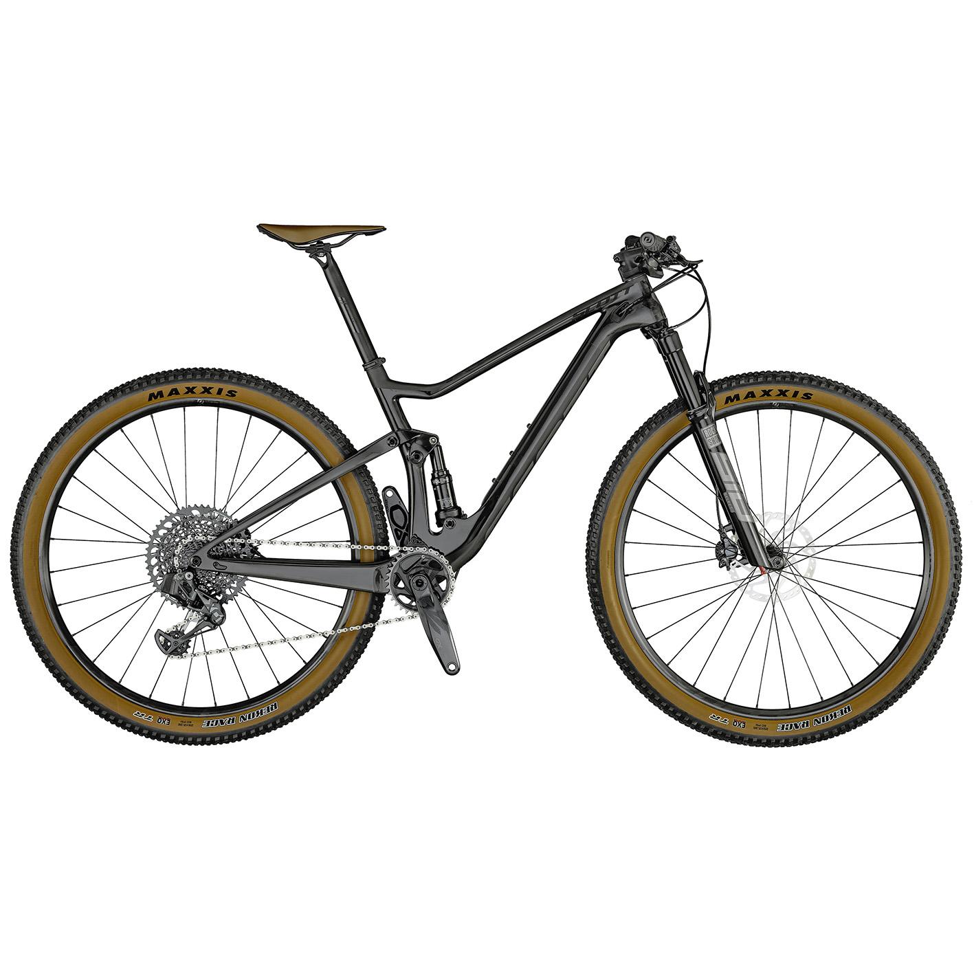 Scott cross-country bike Verbier