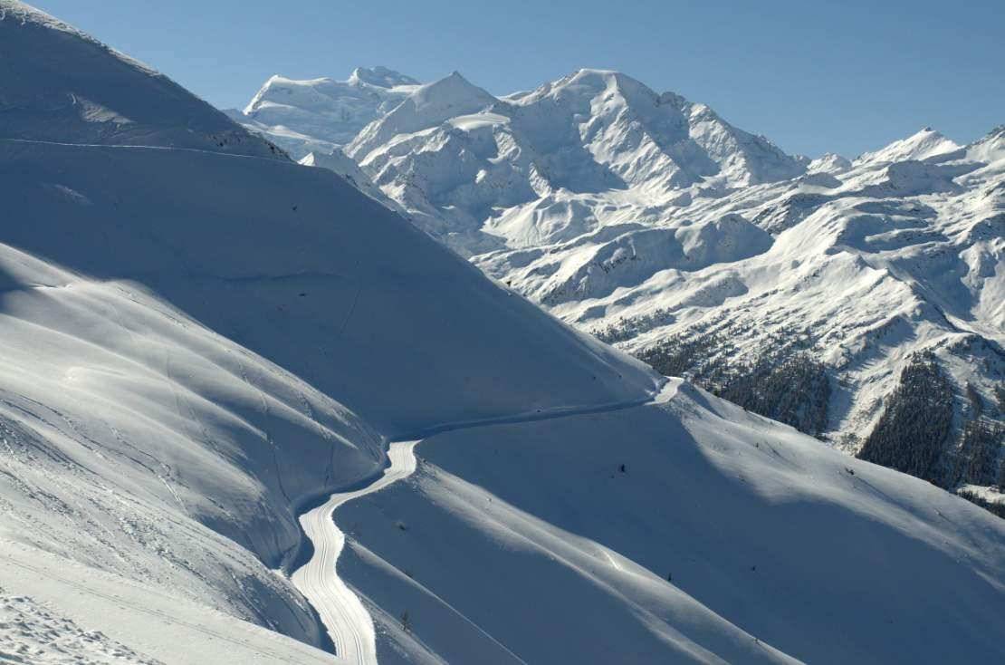 Verbier Cross-country / Ski de Fond
