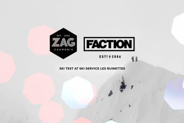 Factio Zag and Lib Tech Free Ski Test Verbier