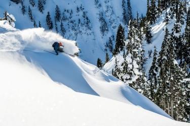 Free Lib Tech ski test - Les Ruinettes Verbier