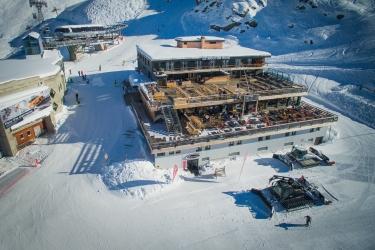 Free ski test - Les Ruinettes Verbier
