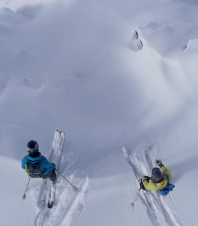 Verbier Hidden Corners - Ski Service Team