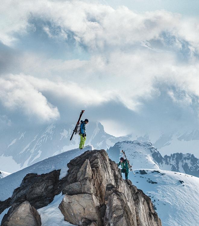 Verbier ski hire - Quartober offer