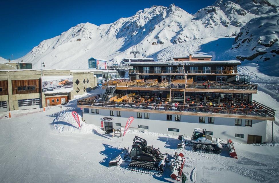 Ski Service Les Ruinettes - Verbier ski hire | Location de ski exterior