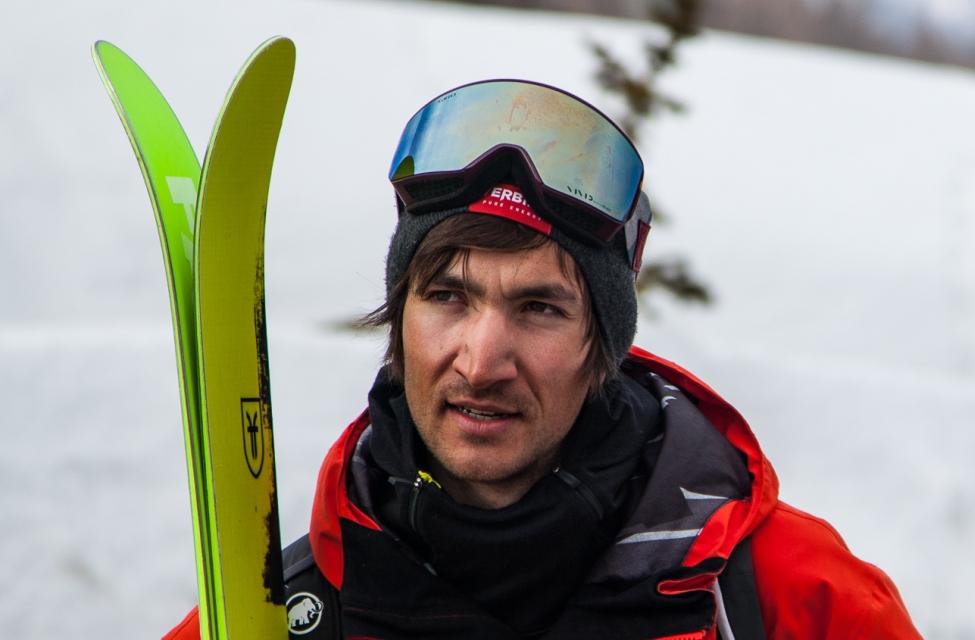 Yann Rausis - Ski Service Verbier Team Rider