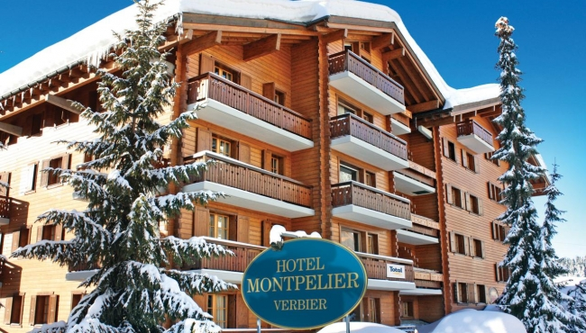 Verbier Ski Hire - Ski Service Hotel Montpelier