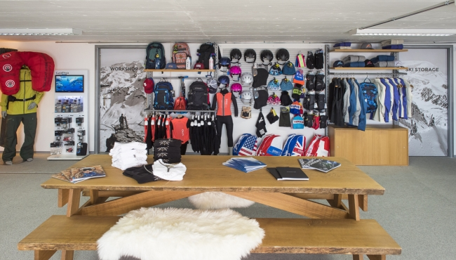 Ski Service Les Ruinettes - Verbier ski hire | Location de ski