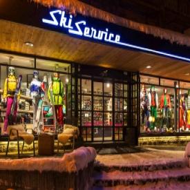 Ski Service Verbier - Ski Hire