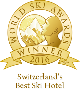 Switzerland's best ski hotel