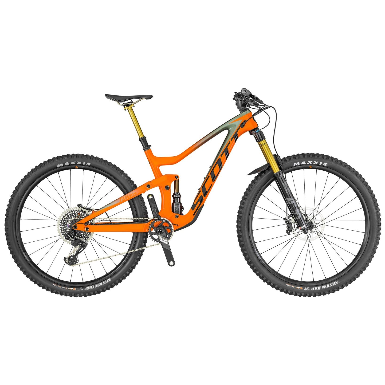 Scott Ransom - Verbier Enduro bike rental