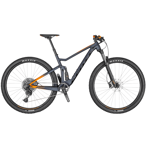 Scott Spark Verbier mountain bike rental
