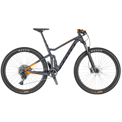 Scott Spark Verbier mountain bike rental