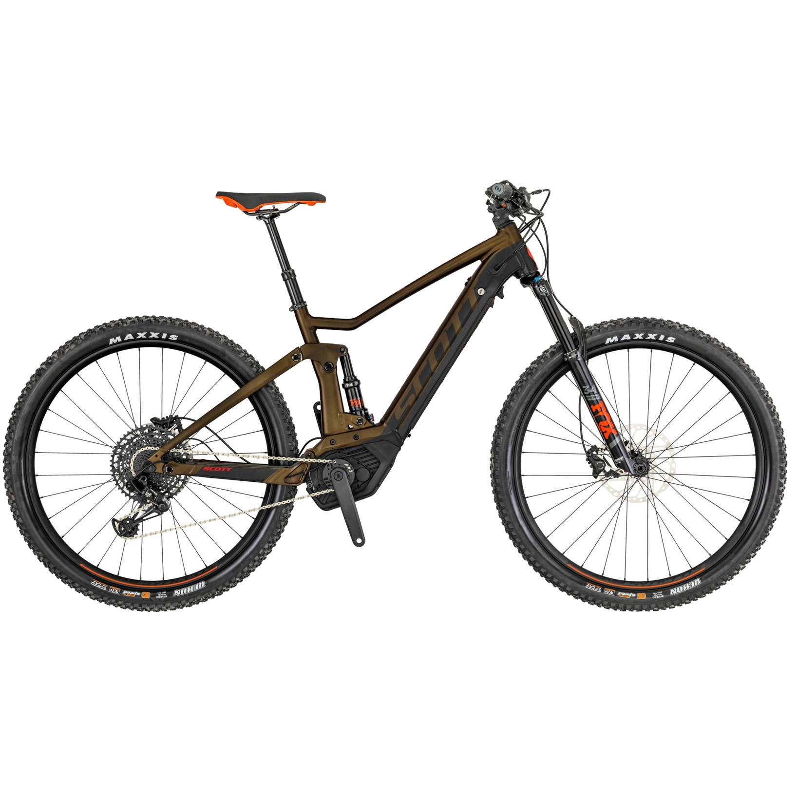Scott Strike eRide - Verbier E-Bike rental