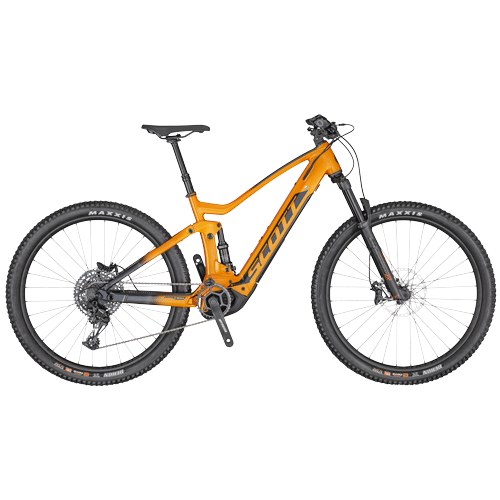 Scott Strike eRide 920 - Verbier E-Bike rental