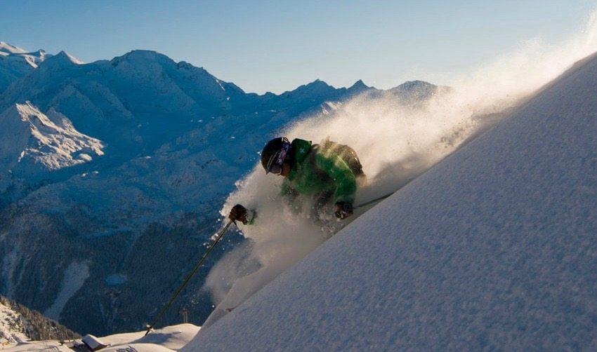Save 30% on Verbier ski rental with this early bird 30/30 offer