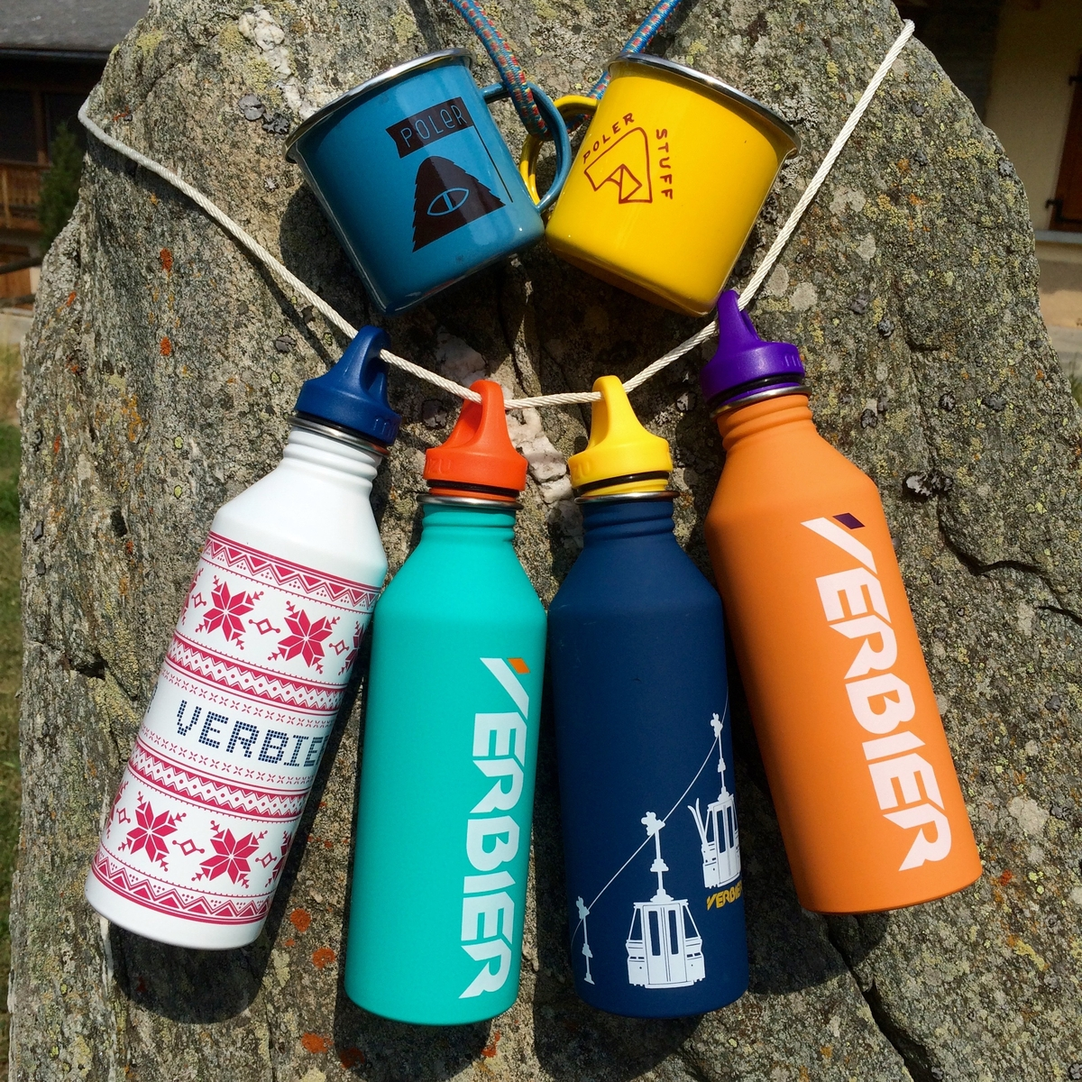 Verbier-x-Mizu-water-bottles-Poler-Stuff-Mugs-Ski-Service
