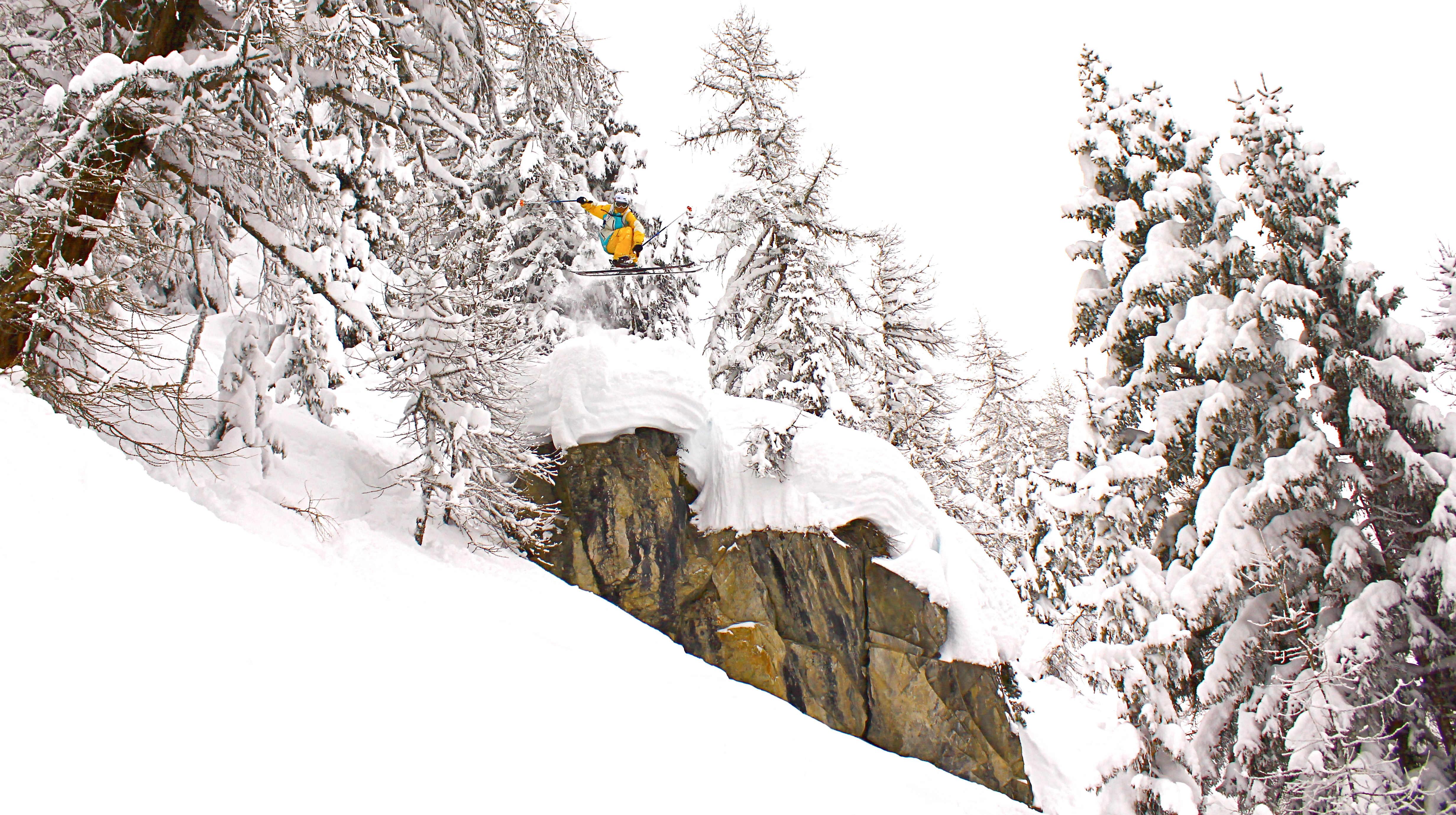 Bruson Ski Pass